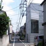 Exterior View (Images Courtesy Ken Sasajima)