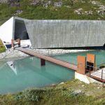 Images Courtesy Reiulf Ramstad Architects, Diephotodesigner.de