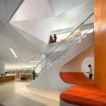 Interior View (Images Courtesy © Michael Moran/ottoarchive. Courtesy of 1100 Architect)