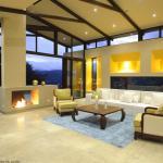 Living area (Images Courtesy Julian Trejos)