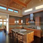 Kitchen (Image Courtesy Aaron Leitz)