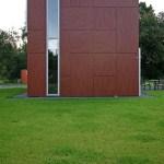 L-Shaped House