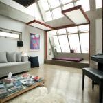 Interior View (Images Courtesy JongOh Kim)