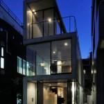 Night View (Images Courtesy Hiroyasu Sakaguchi (AtoZ))