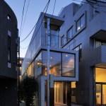Exterior View (Images Courtesy Hiroyasu Sakaguchi (AtoZ))