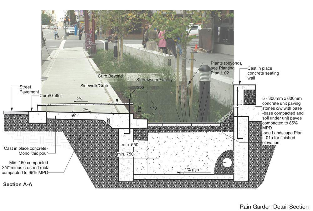 David Therriault (david1449) on Pinterest - concrete wall design example