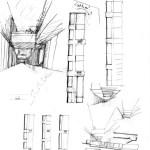 Design study sketch (Images Courtesy José Neves)