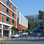 Transition to neighborhood on Hancock Ave (Images Courtesy Eric Staudenmaier)