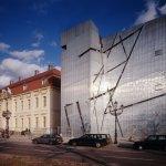 JMB Next to Original Baroque Building (Images Courtesy BitterBredt)