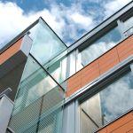Close-up façade detailing (Images Courtesy HVE architecten)