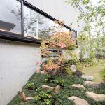 View of the garden (Image Courtesy Nagaishi Hidehiko)
