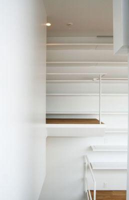 Library (Image Courtesy Nagaishi Hidehiko)