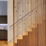Timber fins-stairway (Image Courtesy Luke White)