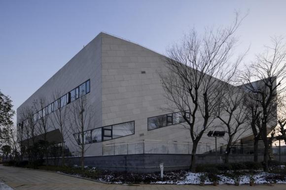 Exterior view (Image Courtesy Yao Li)