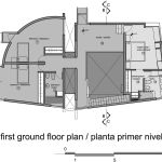 First Ground floor plan