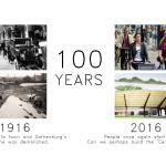 Centennial track