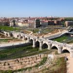 River Garden and Toledo Bridge - ©Jeroen Musch