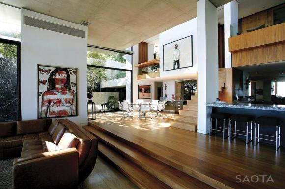 Image Courtesy SAOTA - Stefan Antoni Olmesdahl Truen Architects