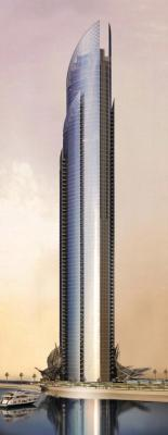 d1 tower elevation 2 (© Iinnovarchi)