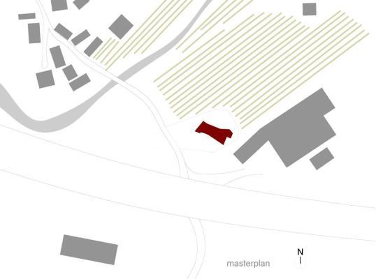 Master plan : Image Courtesy Donner Sorcinelli Architecture