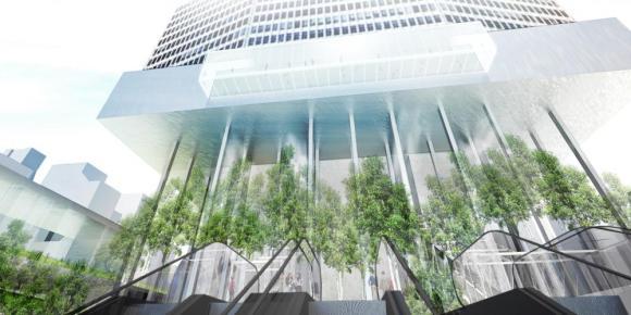 MetLife-New-Podium : Image Courtesy WXY Architecture + Urban Design