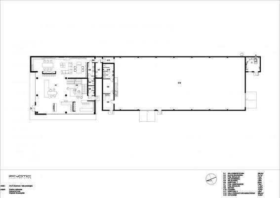 Plan : Image Courtesy IPNOTIC Architecture