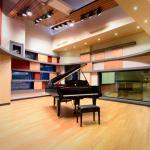Berklee Valencia Studio K Live Room : Image Courtesy Mercedes Herrán