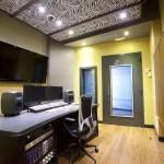 Berklee Valencia Studio A Control Room : Image Courtesy Mercedes Herrán