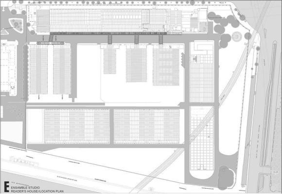 Plans : Image Courtesy Ensamble Studio