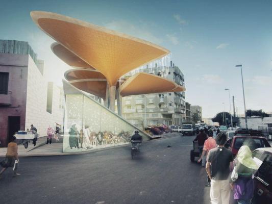 Image Courtesy TomDavid Architecten