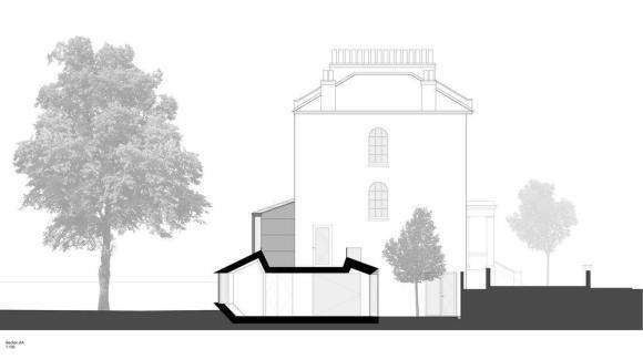 Image Courtesy Alison Brooks Architects