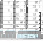 North Elevation : Image Courtesy Studio za arhitekturu (SZA)