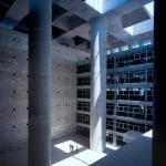 2001 Caja Granada : Image Courtesy Estudio Arquitectura Campo Baeza