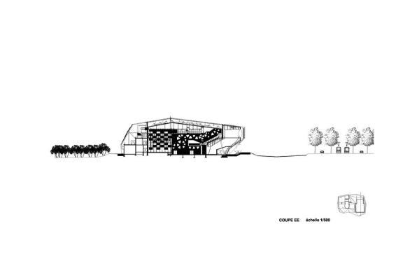 Image Courtesy Tetrarc Architectes
