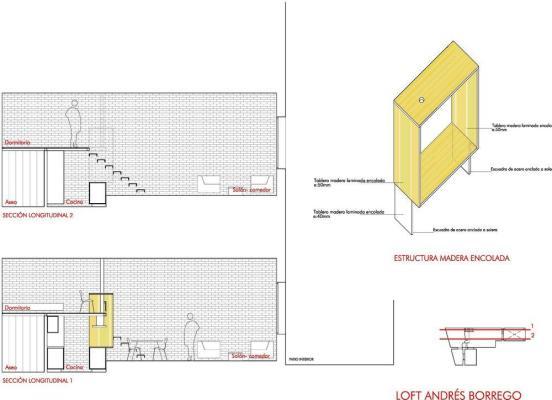 Plan : Image Courtesy Beriot, Bernardini Arquitectos