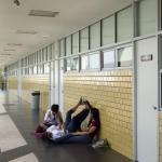 Classrooms : Image Courtesy Taller Veinticuatro