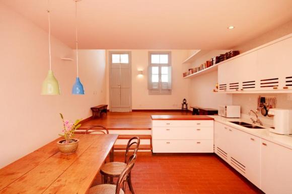 dinner room : Image Courtesy © Fabio Kotinda