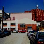 Construction process : Image Courtesy Flores Prats Arquitectos