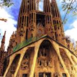 Passion façade (2004) : Image Courtesy Antoni Gaudi