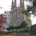 Nativity façade : Image Courtesy Antoni Gaudi