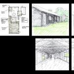 Sketches : Image courtesy studio a/b architects
