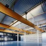 Workshops : Image courtesy A i B arquitectes + Estudi PSP Arquitectura