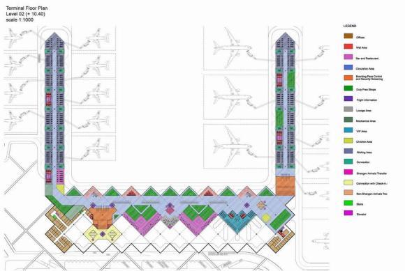 Image Courtesy MSB Arquitectos  + ahad Arquitectos