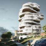 Image Courtesy Farshid Moussavi Architecture