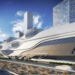 Image courtesy Zaha Hadid Architects