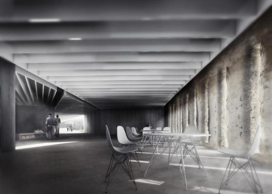 Image courtesy  Mauro Turin Architectes