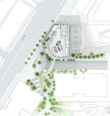 Image Courtesy Kimmel Eshkolot Architects