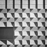 Detail of the façade, Image Courtesy © Jordi Surroca