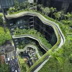 PARKROYAL on Pickering, Singapore, Republic of, by WOHA