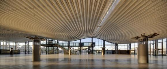 Sydney Cruise Terminal, Australia, by Johnson Pilton Walker Architects, Johnson Pilton Walker